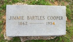 Jimmie Addie <i>Bartles</i> Cooper