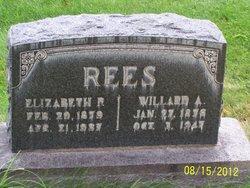 Willard Arthur Rees