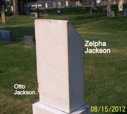 Zelpha <i>Cornwell</i> Jackson