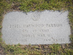 Edsel Haywood Parrish