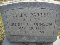 Della <i>Parrish</i> Johnson