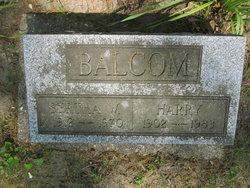 Harry Balcom