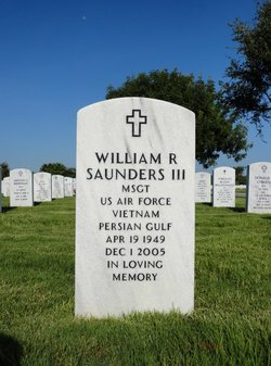 William Robert Saunders, III