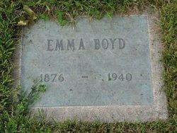Emma <i>Chinn</i> Boyd