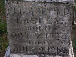 Elizabeth C. <i>Smith</i> Lasley