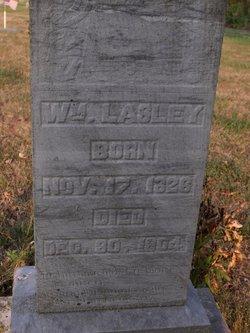 William Alexander Lasley