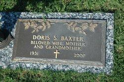 Doris <i>Studstill</i> Baxter