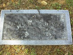 Edmund Absolom Adams