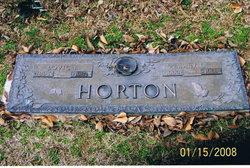 Mary Claudia <i>Elmore</i> Horton