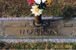 Harley Dove Horton, Sr