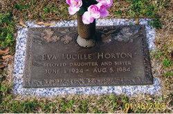 Eva Lucille Horton