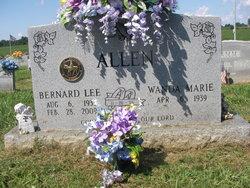 Rev Bernard Lee Allen