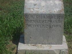 W H Chambers