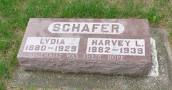 Lydia L <i>Speicher</i> Schafer