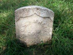 Pvt George Washington Amheiser
