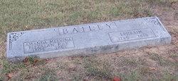 Amanda Melvina Fitzalan <i>Ray</i> Bailey