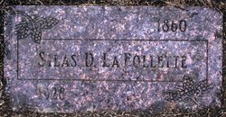 Silas Day LaFollette