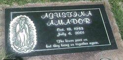 Agustina Amador
