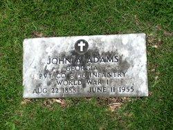 John Augustus Adams