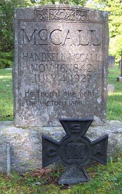 Handsell McCall