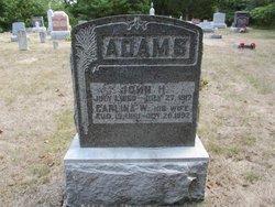 Carlina W. Adams