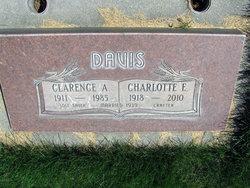 Clarence Alban Davis