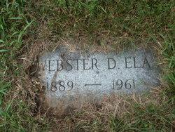 Webster D. Ela