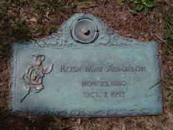 Rosa May Adamson