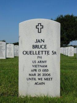Jan Bruce Ouellette, Sr