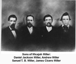 Daniel Jackson D. J. Miller