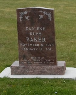 Darlene Ruby <i>Windsheimer</i> Baker