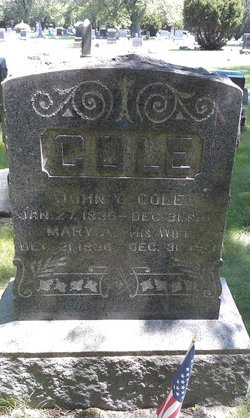 Mary Arville <i>Osborn</i> Cole
