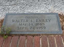 Walter Lee Bailey