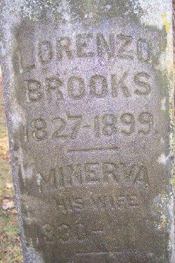 Minerva <i>Hager</i> Brooks