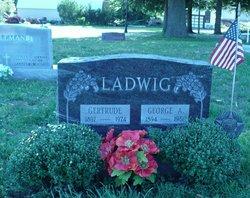 Gertrude Edith <i>Martin</i> Ladwig