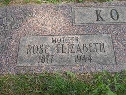 Rose Elizabeth <i>Lippert</i> Kohl
