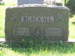 Aurelia G Blackall