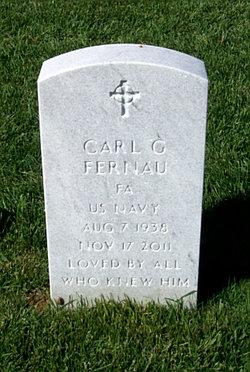 Carl George Fernau
