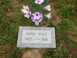 Iona M <i>Beal</i> Polk