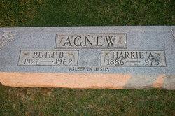 Ruth <i>Busby</i> Agnew
