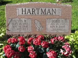 Doris Elaine <i>Mertz</i> Hartman