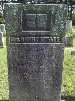 George Henry Miller