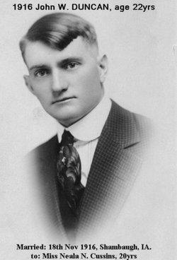 John Wesley Jack Duncan