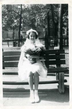 Geraldine Mary Tootsie <i>Verycken</i> Feeley