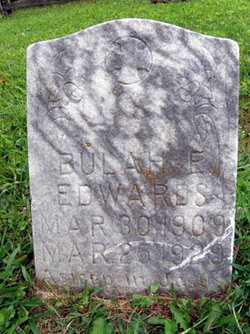 Bulah Ethel Edwards