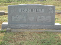 Louise <i>Terry</i> Bouchelle