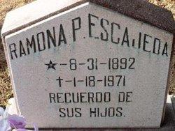 Ramona P Escajeda