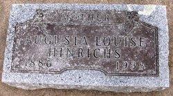 Augusta Louise <i>Budinski</i> Hinrichs