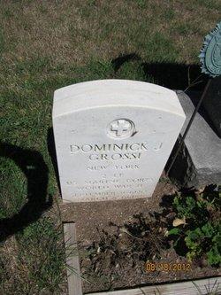 Lieut Dominick J Grossi