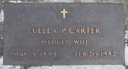 Luella Pearl <i>Thomas</i> Carter